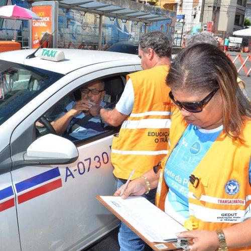 Salvador: Blitz de alcoolemia aborda mais de 46 mil condutores em 2018
