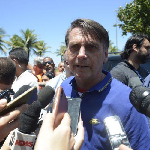 Bolsonaro atribui bons resultados em pesquisa à escolha do ministério