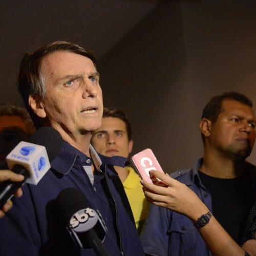 Bolsonaro conversa nesta quarta-feira com MDB e PR