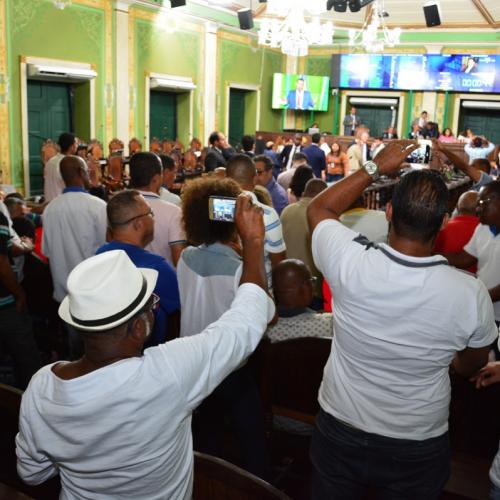 Câmara de Salvador aprova 54 proposições de vereadores