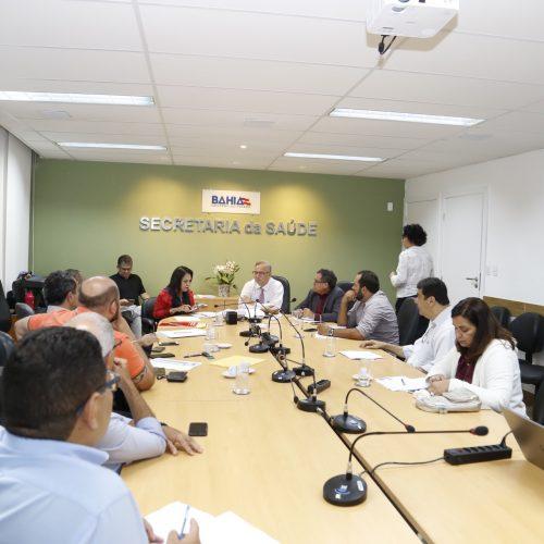 Consórcio Público de Saúde define gestão da Policlínica de Simões Filhos