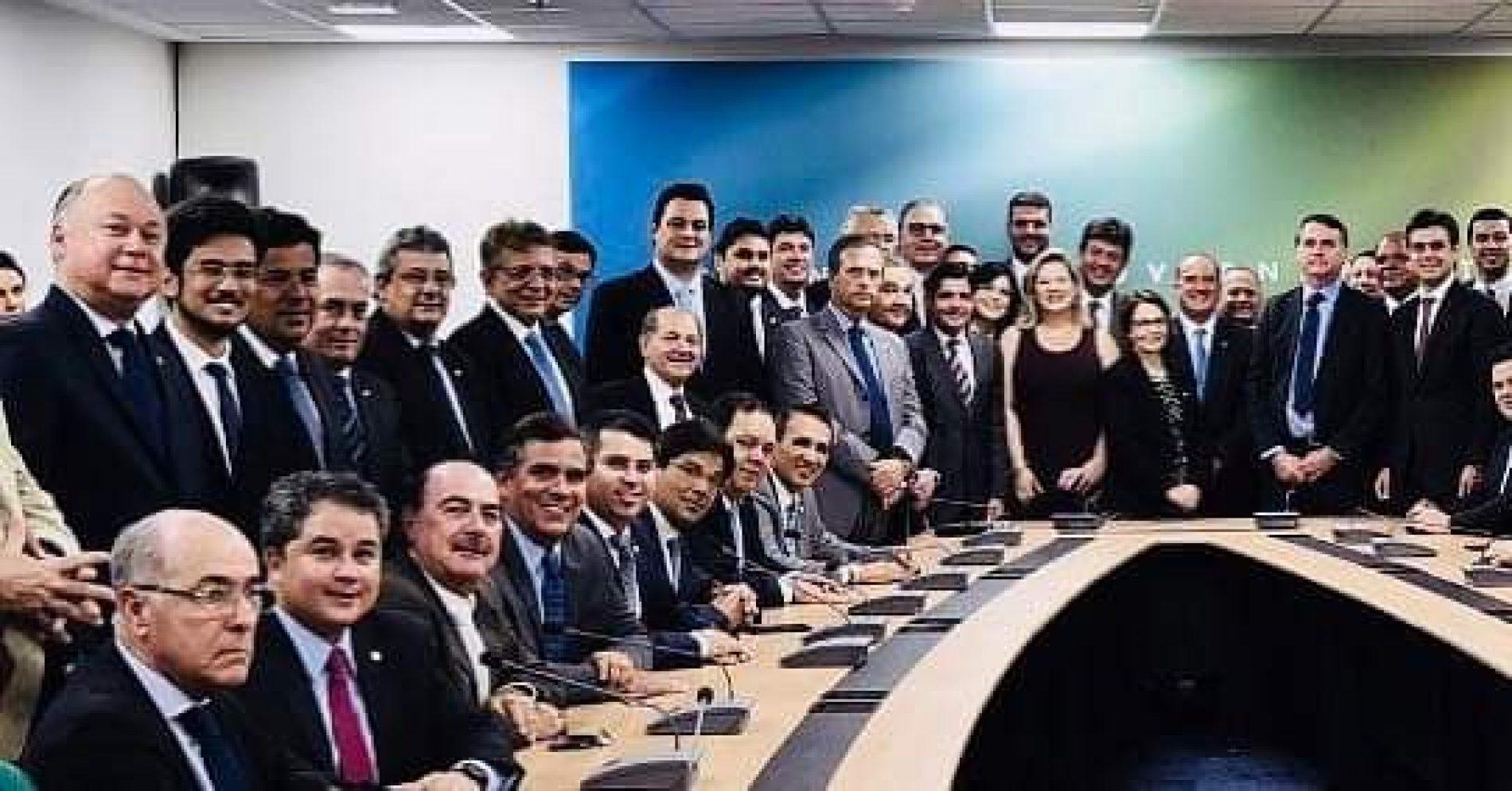 Democratas estará ao lado de Bolsonaro, garante Paulo Azi