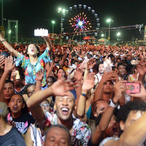 Festival Virada Salvador começa com queda de ocorrências