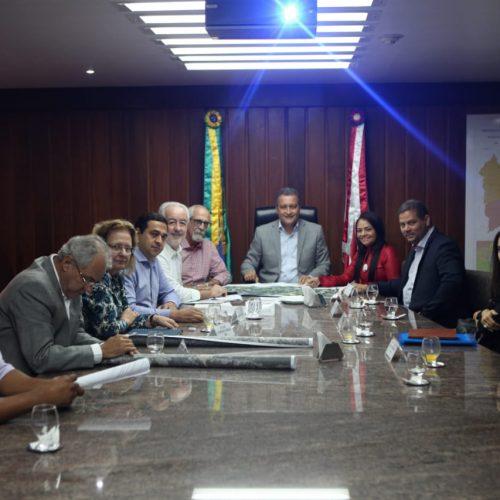 Lauro de Freitas: Governador garante ônibus com ar condicionado para atender a Itinga