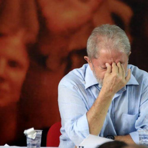 Fachin nega pedido de liberdade do ex-presidente Lula