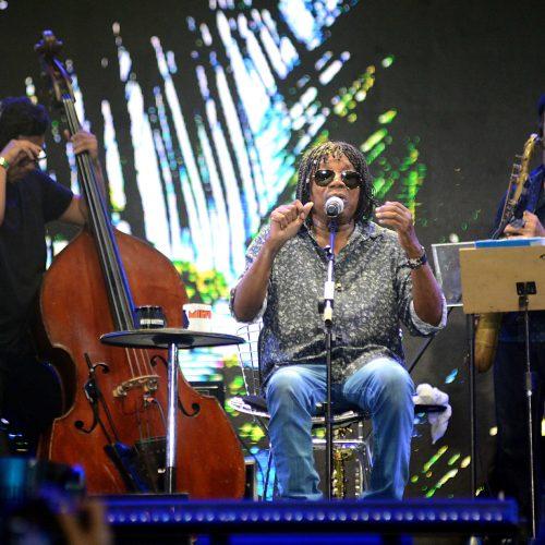 """""""Apresentação em festival é acontecimento especial"""", diz Milton Nascimento"""
