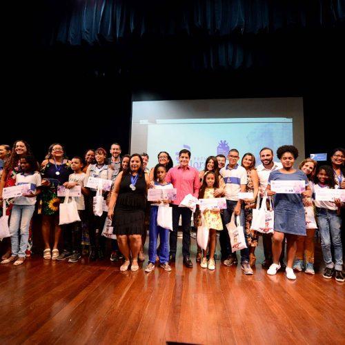 Prêmio Jorge Amado incentiva produção literária na rede de ensino