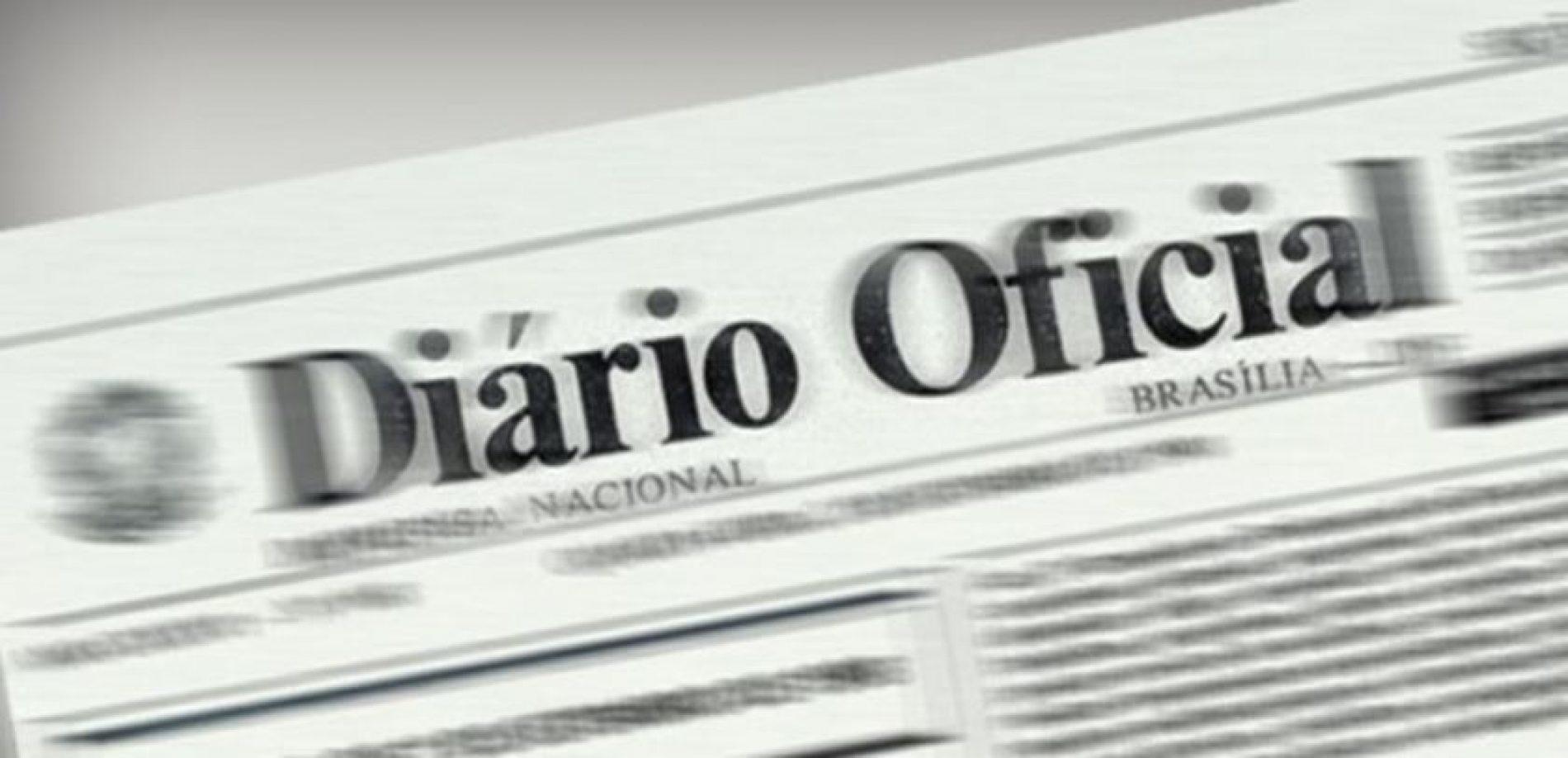 Problemas no site impedem leitura do Diário Oficial da União