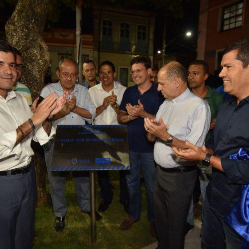 Salvador: Santo Antônio Além do Carmo ganha nova Praça dos 15 Mistérios