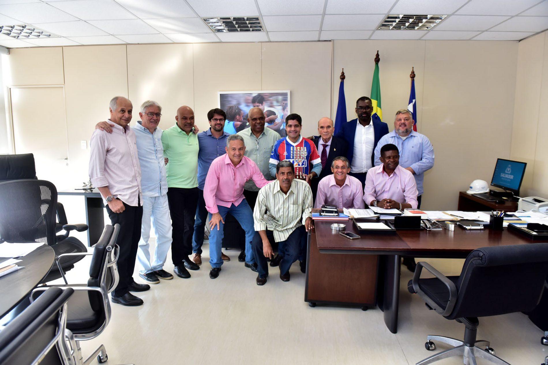 Trio elétrico vai festejar 30 anos do título de bicampeão brasileiro do Bahia
