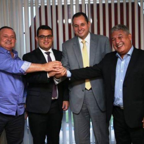 Nelson Leal é anunciado como novo presidente da Assembleia Legislativa da Bahia; Pelo twitter, Rui comemora escolha
