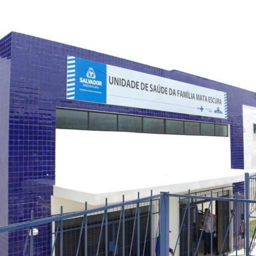 ACM Neto inaugura USF em Mata Escura nesta segunda