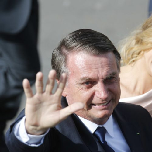 Bolsonaro credita recorde histórico da bolsa ao novo governo