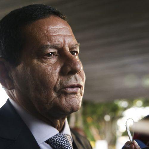 Mourão abre reunião ministerial sobre tragédia em Brumadinho