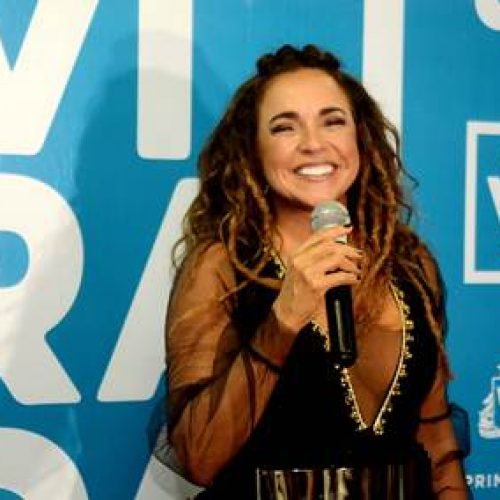 Daniela Mercury define Festival Virada Salvador como presente para a cidade