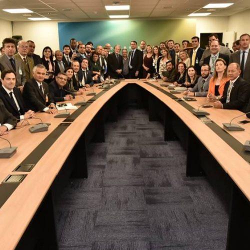 Disputa por cargos na Câmara dos Deputados divide PSL
