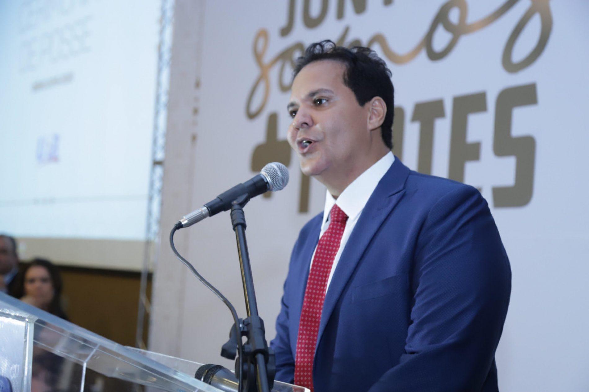 Eures Ribeiro é reeleito presidente da UPB