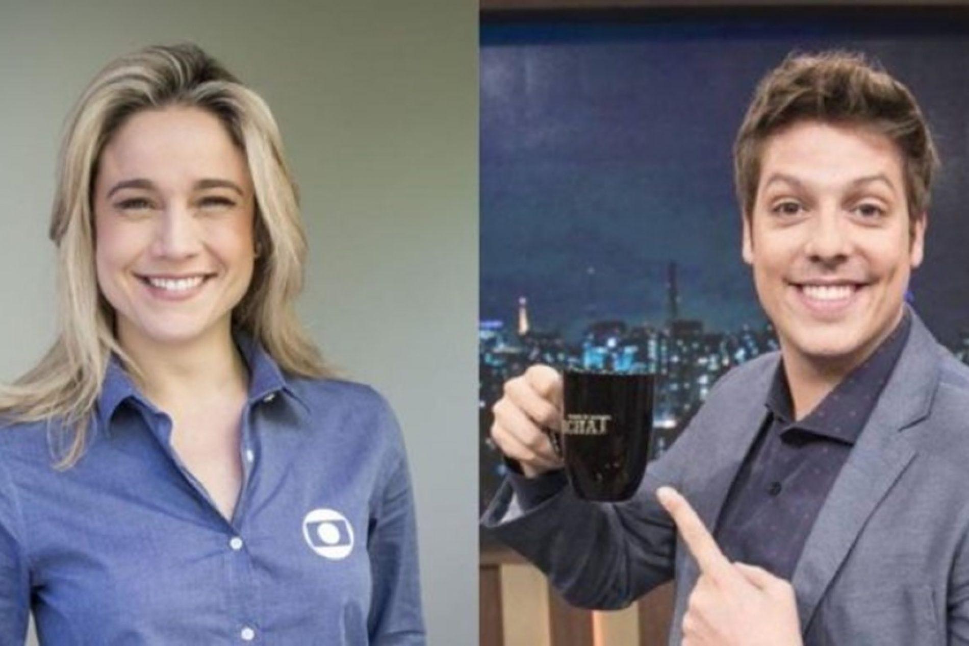 Fernanda Gentil e Fábio Porchat apresentarão substituto do Vídeo Show