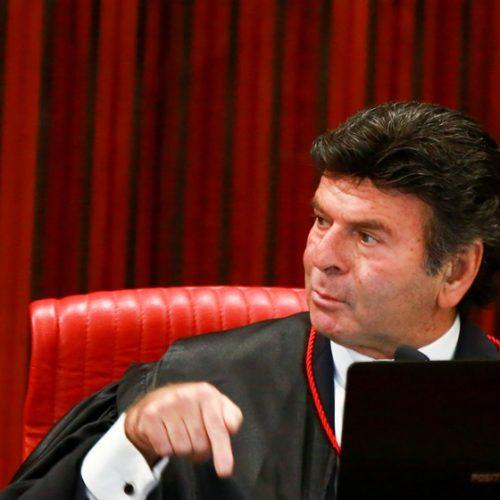 Fux deixa para Fachin decisão sobre inquérito de Renan, Jader e outros