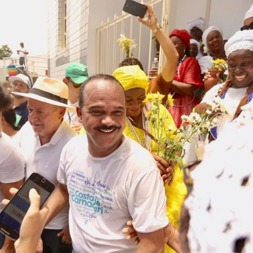 Camaçari: Grupos de cultura popular abrem Lavagem de Barra do Pojuca