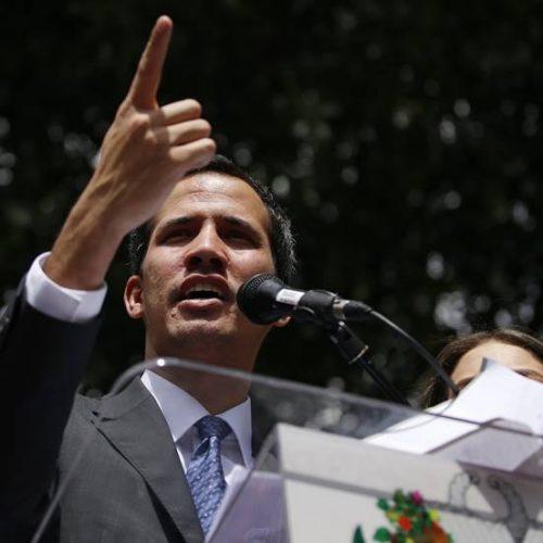 Guaidó escolhe embaixadora para representar Venezuela no Brasil