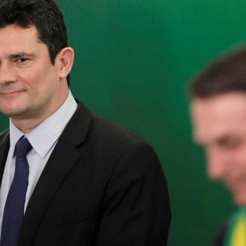Moro é o primeiro ministro a tomar posse no governo de Bolsonaro