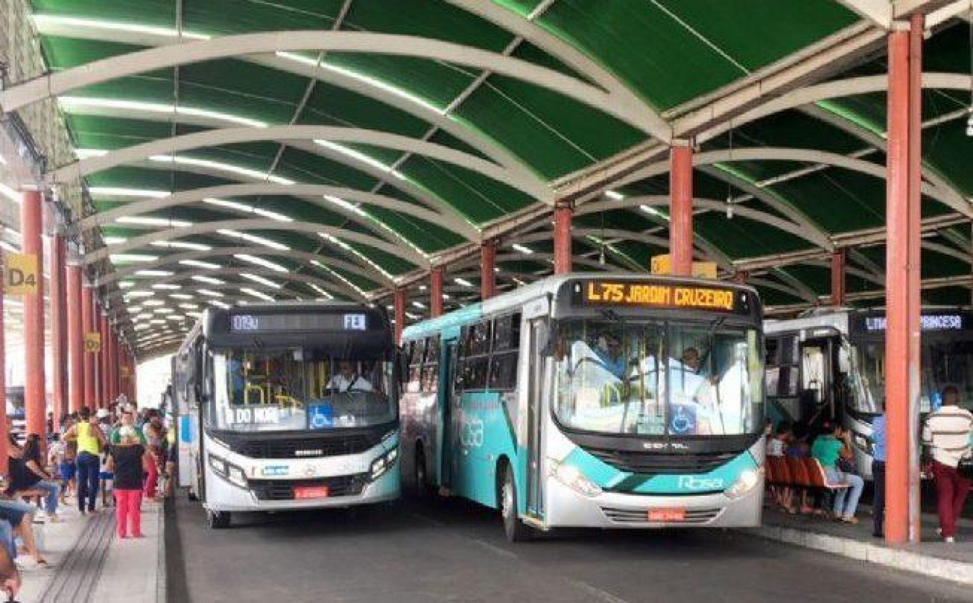 Feira de Santana: Nova passagem de ônibus mais cara entra em vigor no município