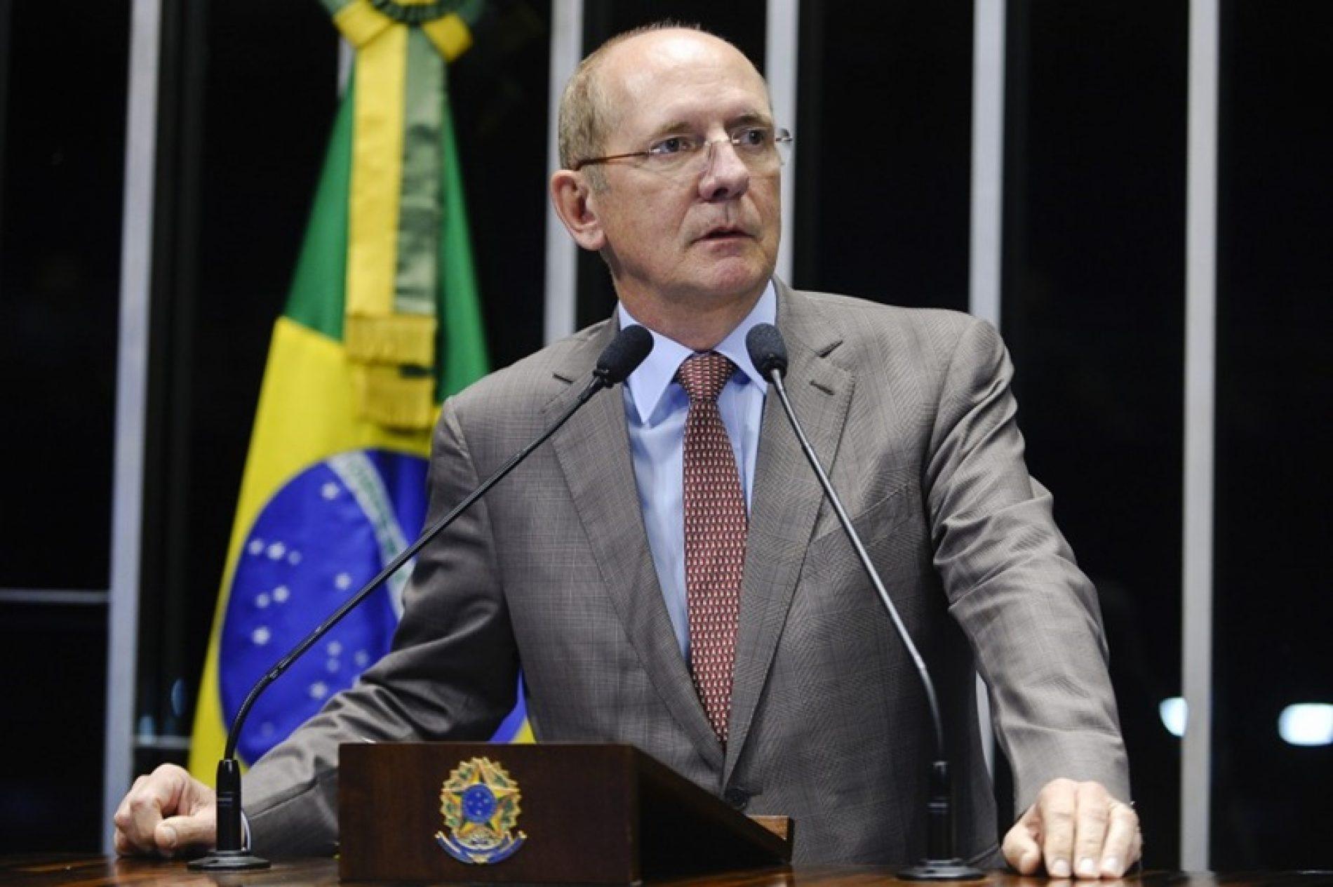 Paulo Bauer diz que foi sondado para ocupar secretaria na Casa Civil
