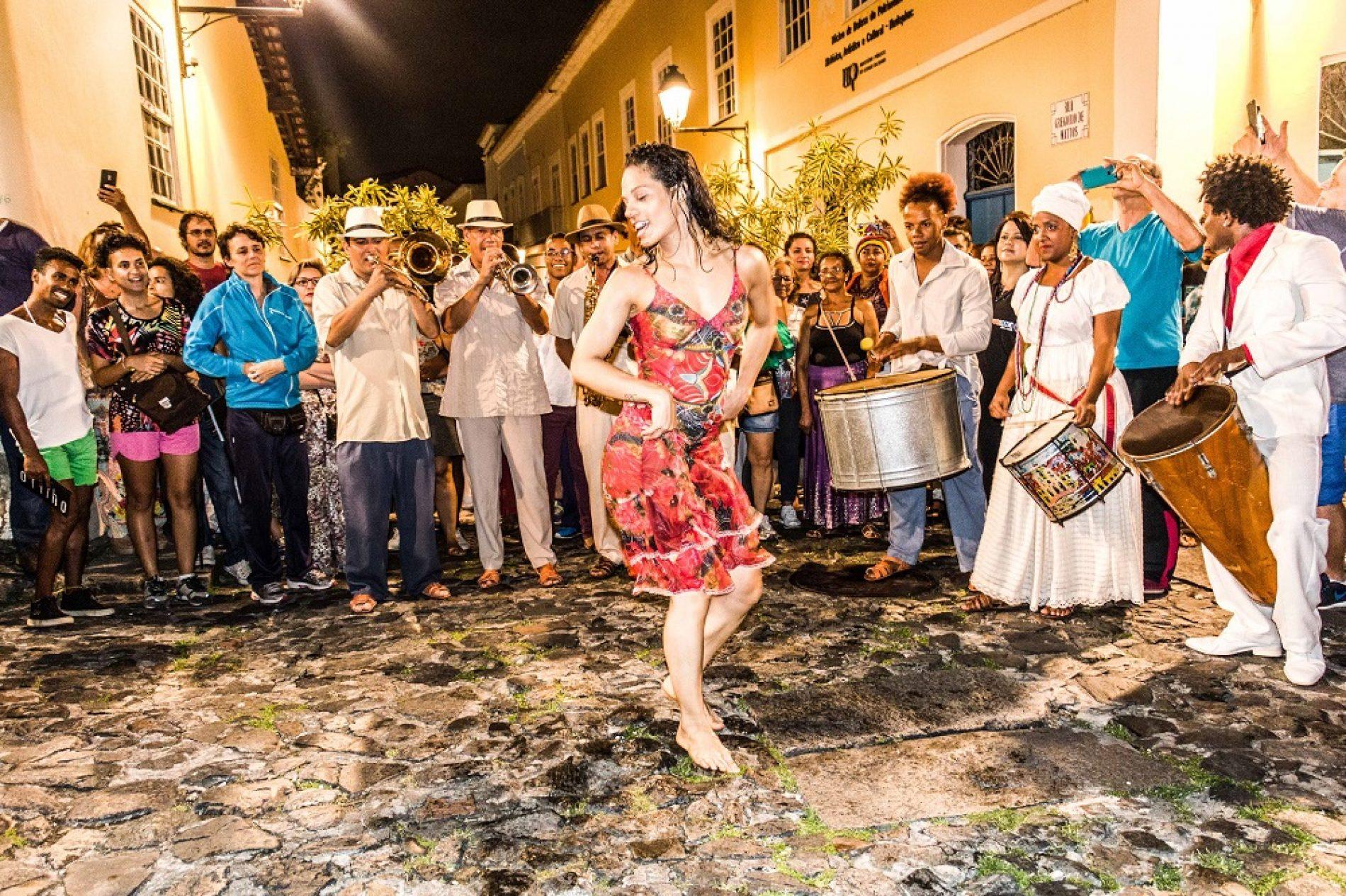 Pelourinho Dia e Noite volta a agitar Centro Histórico neste mês