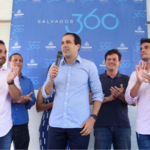 Prefeitura inicia construção de CMEI para 400 alunos em São Cristóvão