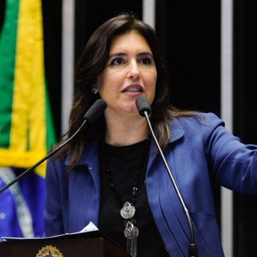 Reunião do MDB teve bate-boca entre Renan Calheiros e Simone Tebet