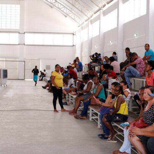 Lauro de Freitas: TRE cadastra mais de 500 eleitores no primeiro dia de funcionamento do novo posto de Itinga