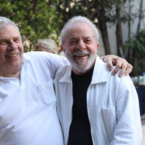 Toffoli autoriza Lula a deixar prisão e se encontrar com parentes