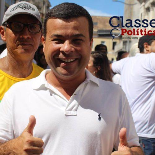 Bonfim  Celsinho anuncia que vai disputar as eleições para prefeito de  Salvador  ASSISTA 5bd8a5594cd74