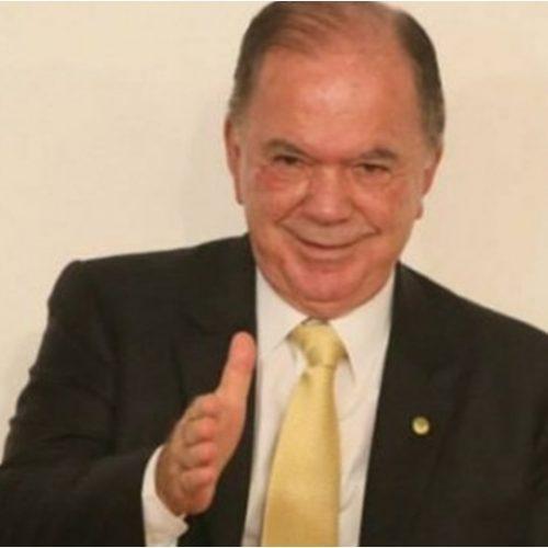 """Ponte Salvador-Itaparica """"Se o governo Federal não puder vir e não quiser vir, nós vamos fazer essa ponte sozinho"""", dispara João Leão"""