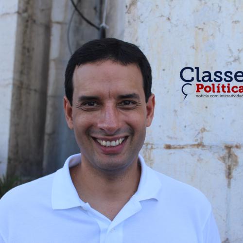 """""""Estou a disposição"""", diz Léo Prates sobre ser vice de Bruno Reis em 2020; ASSISTA"""