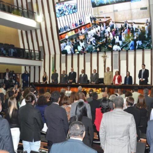 ALBA pode conceder 110 honrarias já aprovadas ainda em 2019