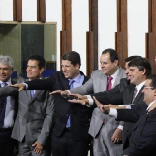 Deputados estaduais são empossados durante solenidade na Assembleia Legislativa da Bahia