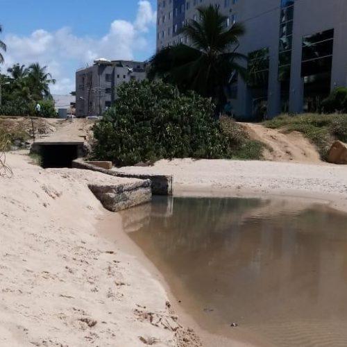 Salvador: Prefeitura vai notificar Embasa por poluição em praia do Rio Vermelho