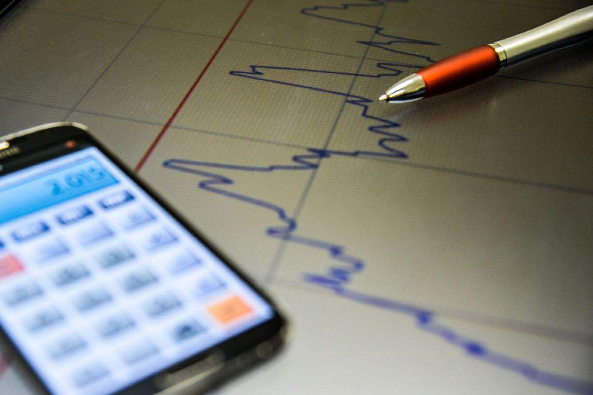 Projeção de instituições financeiras para inflação fica em 3,85%