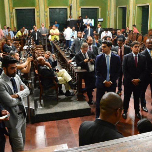 Definidos os novos vice-líderes de ACM Neto na Câmara; confira lista