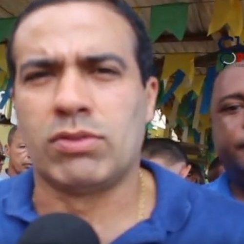 """""""Vamos ter dois embaixadores em Brasília com força e prestígio"""" diz Bruno sobre as vitórias de Maia na Câmara e Davi no Senado; ASSISTA"""