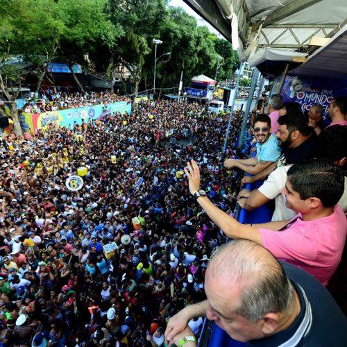ACM Neto acompanha Carnaval no Campo Grande neste domingo