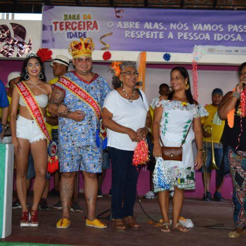 Lauro de Freitas: Antigas marchinhas embalam o Carnaval da Terceira Idade