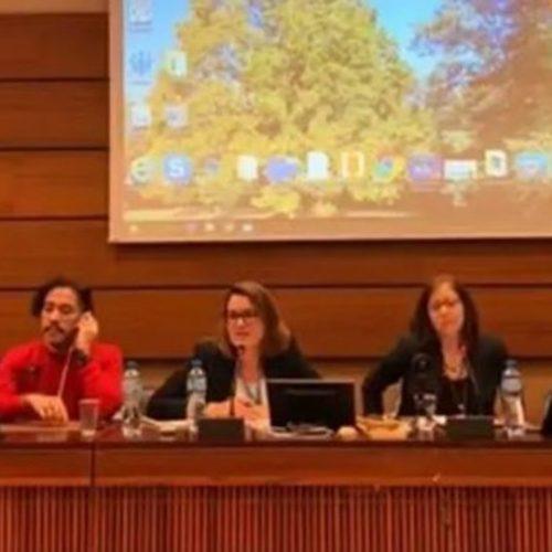 Embaixadora do Brasil e Jean Wyllys batem boca em reunião na ONU