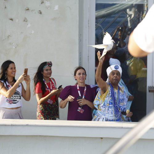 Filhos de Gandhy comemoram 70 anos com participação de Gilberto Gil