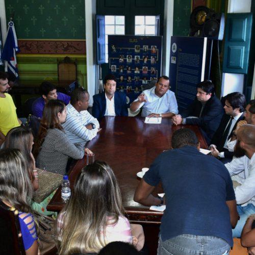 Geraldo Júnior divulga cronograma  para convocação dos concursados