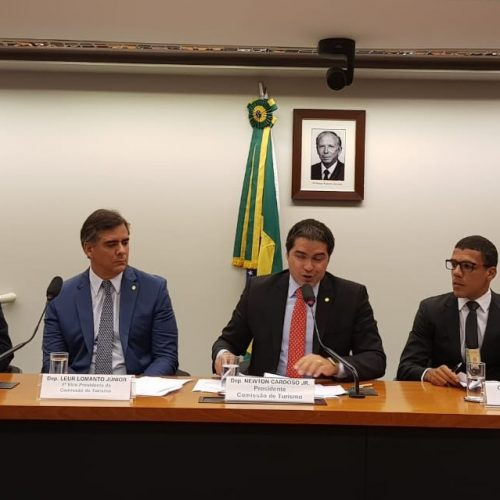 Eleito vice-presidente da Comissão de Turismo, Leur Lomanto Jr. defende liberação de jogos para incrementar o setor