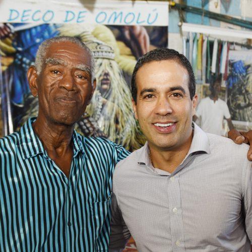 """""""Nunca o feirante foi tão valorizado em Salvador como nesta gestão"""", afirma Bruno Reis"""