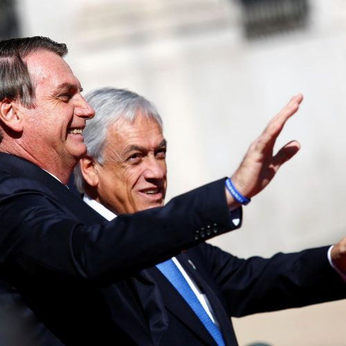 "Prosul será ""um fórum sem ideologias"", defende Piñera"